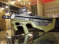 S.R.U 3D Bullpup SCAR-L for WE GBBR