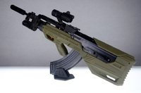 S.R.U AK BULLPUP Kit for WE AK PMC GBBR 予約開始