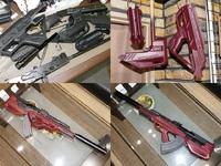 S.R.U AK BULLPUP Kit for WE AKM PMC GBBR