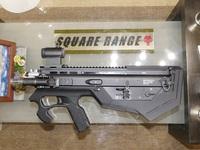 S.R.U 3D Printed SCAR-L Bullpup Kit for WE GBBR