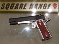 Larry Vickers SAF 1911 Custom  for TM ME・・・