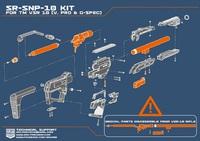 S.R.U VSR-10 Advanced Kit for TM G-Spec and Standard Version