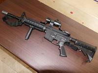 WE M4A1 R.I.S. GBBR