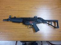 新入荷のお知らせ:WE MP5 A2-PDW