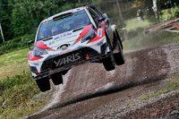 WRC トヨタ 今シーズン2勝目! 2017/07/31 09:00:00