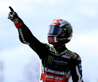 Kawasaki ジョナサン・レイ チャンピオン獲得! 2017/10/01 08:56:58