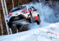 速報!トヨタ WRC18年ぶりの優勝! 2017/02/12 21:39:44