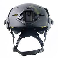 Team Wendy  Carbon Bump Helmet Black Multicam 2017/09/27 17:00:00