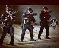 First Spear LAPD SWAT Officers qualify monthly with all