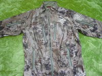 Kryptek Dalibor Lightweight Soft Shell Jacketレビュー!
