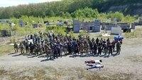 サバイバルゲームフィールド砦5月20日定例会開催ご報告