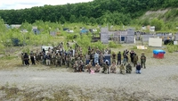 サバイバルゲームフィールド砦6月9日10日土曜定例会、砦誕生祭開催ご報告
