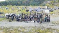 サバイバルゲームフィールド砦10月8日定例会開催ご報告