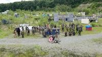 サバイバルゲームフィールド砦8月26日定例会開催ご報告
