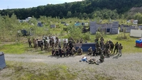 サバイバルゲームフィールド砦9月2日定例会開催ご報告