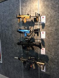 青のHK MP7A1