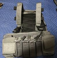 D3CRX グレーとflatpackグレーを買った。