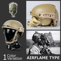 SWAT「CRYE エアフレーム レプリカ ヘルメット」