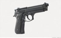 米陸軍、新たな公式短銃を「募集」へ ベレッタM9の後継