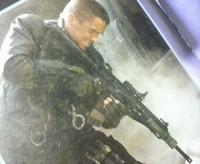 HK416+C-MORE!