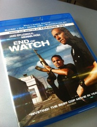 『END of WATCH』Blu-ray