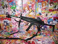 MP5 boys ちょっと改造