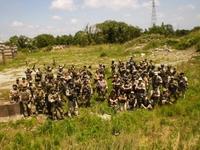 2013年5月12日 GAZA 交流戦