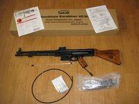 Mkb42(H)突撃銃エアーBLKモデル完売しました!