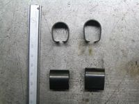 フロントサイトフード&マガジンキャッチボタン