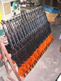 発売!MP43/1(Mkb42Hレシーバー名残)・MP43