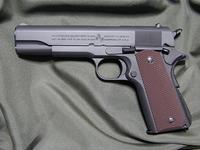 M1911A1。