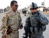 イラク軍ピクセル着用状況