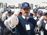 イラクのお巡りさん(iraqi  police)