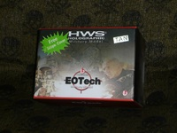 Eotech EXPS実物と最新レプリカ比較