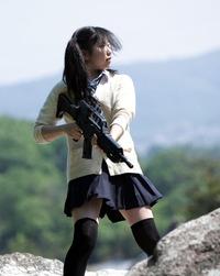 G36風ライフル。