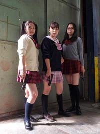 女子グループ。