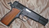 Browning Hi-Power MkⅢ & CRAIG SPEGEL