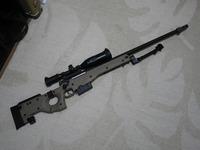 L115A3 を武器庫に追加♪