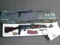 【再録】ARII・AK-74入手しました(^_^;)