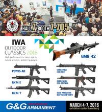 G&G IWA