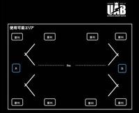 UAB1専用公式バリケ完成!