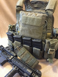 TACTICAL TAILOR 5.56 Single Mag Pouch