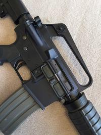 M733 セレクターにイライラする。