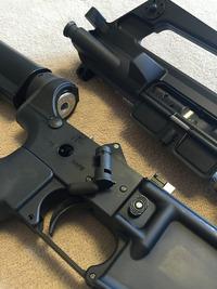 『M733』 セイフティはコレで良し。
