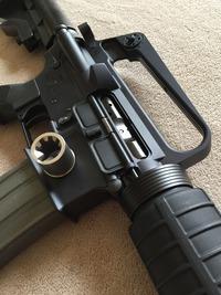 『M733』 バレルエクステンションをGET。