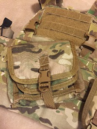 TACTICAL TAILOR Multi Purpose Pouch