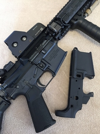 『Colt M4 A1』 壮年のリビドーは無限大。
