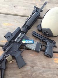 M4 Soliloquy セーラー服と機関銃。
