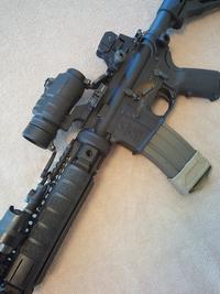 AR/M4系のグリップを考えてみる。