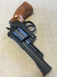 S&W M19 Combat Magnum 4.0in.